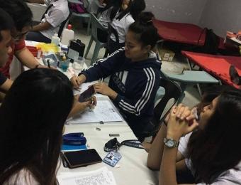Gardner College Blood Drive 2017 (in coordination of Philippine Red Cross- Quezon City)