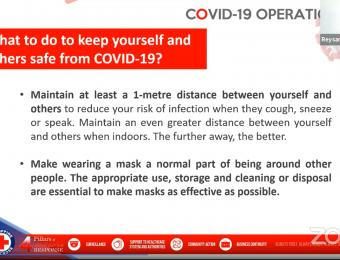 Innovation Academy PH Series 3: COVID-19 Prevention Webinar 2021